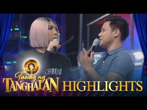 Tawag Ng Tanghalan: Daily Contender Reggie Has A Sweet Message To Vice