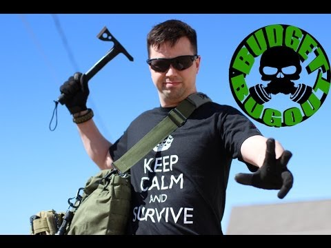 Zombie Apocalypse Survival Kit 2.0 — Bug Out Bag for the Doomsday Prepper | The Walking Dead
