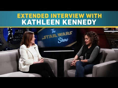Download Youtube: Kathleen Kennedy- The Star Wars Show Extended Interview