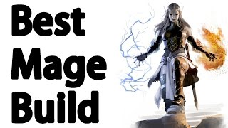 Skyrim: The Best Mage build (Spell Class Setup)
