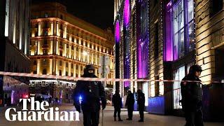 Gunman opens fire on intelligence agency in Moscow