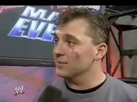 Shane McMahon - The Way I Feel