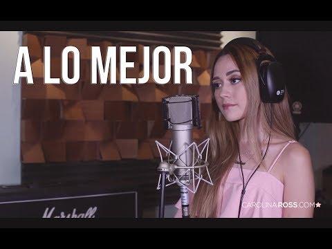 A lo mejor - Banda MS (Carolina Ross cover)