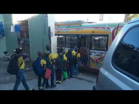 Preston Scott - See! The Hope-to-Haiti Bus