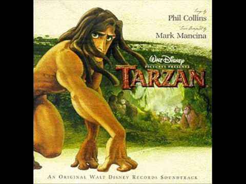 Tarzan Soundtrack - Distruggendo L'Accampamento (Versione di Phill Collins)
