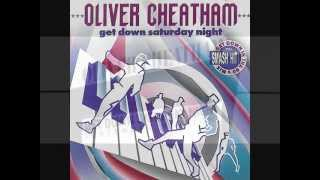 "OLIVER CHEATHAM. ""Get Down Saturday Night"". 1983. extended version."