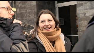 Nasrin from Switzerland Learns English at ILAC