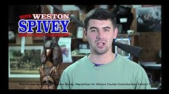 Weston Spivey Campaign Ad 1-31-18