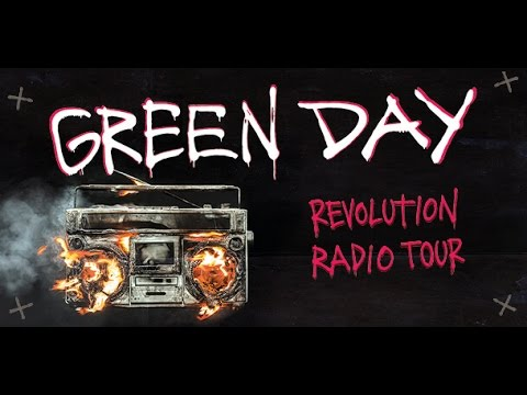 My 1st Concert Green Day Live In Adelaide Australia