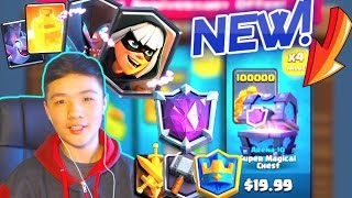 """NEW"" CARDS + SUPER MAGICAL CHEST OFFER! 