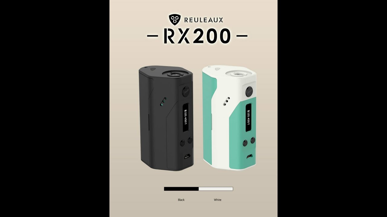 wismec reuleaux rx200 review youtube