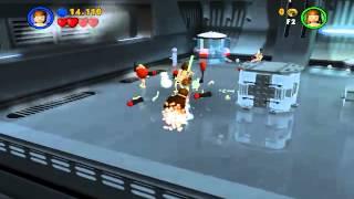 Прохождение игры -Lego Star Wars: The video game-. Часть 1