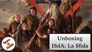 Dentro la Scatola (unboxing 026) - Il Signore degli Anelli: La Sfida