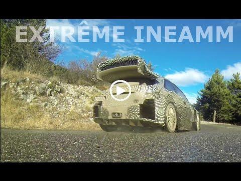 Hänninen Testing day - 2017 WRC - Toyota Motorsport ( col du Noyer - Hautes-Alpes )