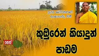 Darma Dakshina - 19-07-2019 - Bodhi Maluwe Sangananda Himi