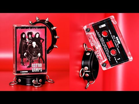 Astrovamps - Blood and Flowers (Full EP) [1993]