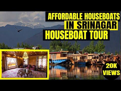 FLOATING HOTEL | HOUSEBOAT | KASHMIR