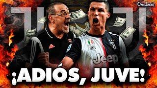 ¡CRISTIANO VS. JUVENTUS! ¿REGRESARÁ AL REAL MADRID?