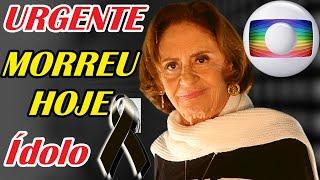 TRISTE PERDEMOS MAS UM HOJE QUE SE FOI ÍDOLO BRASILEIRO ///LAURA CARDOSO .....
