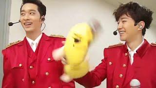 [2PM] 요상한데 은은하게 웃기는 투피엠