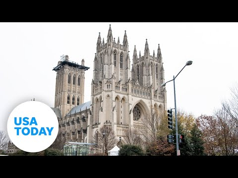 Washington National Cathedral rings bells to mark 500k lives lost to COVID | USA TODAY