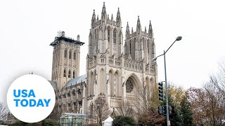Washington National Cathedral rings bells to mark 500k lives lost to COVID   USA TODAY
