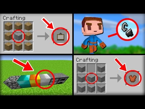 ✔ Minecraft: 20 Things You Didn't Know About Indev