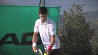 HEAD - Upgrade Your Game With Novak Djokovic - Part 1