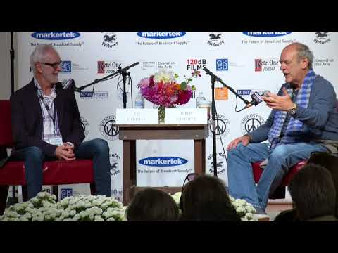 A Chat with Shep Gordon - 2017 Woodstock FIlm Festival Panels