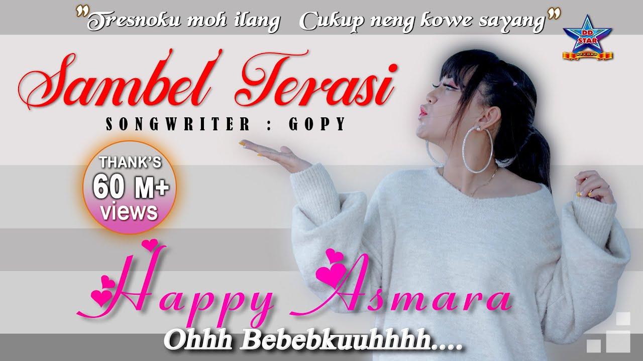 Happy Asmara - Sambel Terasi (Tresnoku moh ilang) (DJ Remix) [OFFICIAL]
