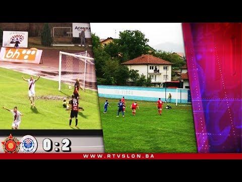 Sloboda poražena od Zrinjskog 0:2 – Sloga pobijedila Jedinstvo 6:0 - 21.08.2017.