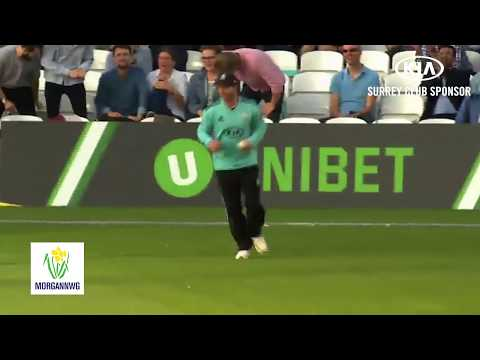Highlights: Surrey v Glamorgan - Natwest T20 Blast