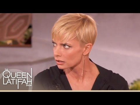 Jaime Pressly Talks About Kids and Technology With Queen Latifah