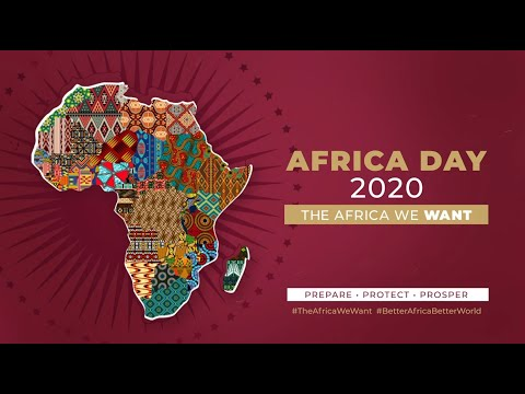 Africa Day 2020 | African Union Chairperson President Cyril Ramaphosa leads virtual celebrations