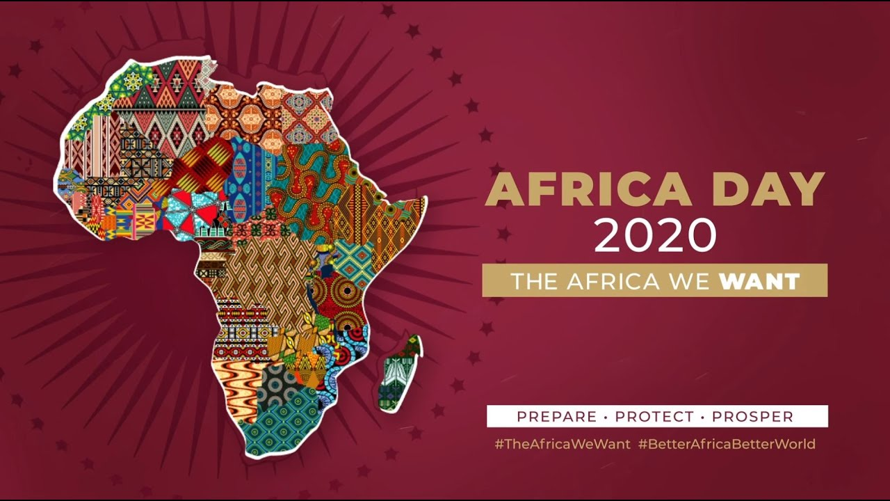 Download Africa Day 2020   African Union Chairperson President Cyril Ramaphosa leads virtual celebrations