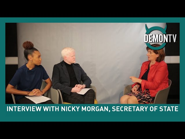 Nicky Morgan | Secretary of State for Digital, Culture, Media and Sport