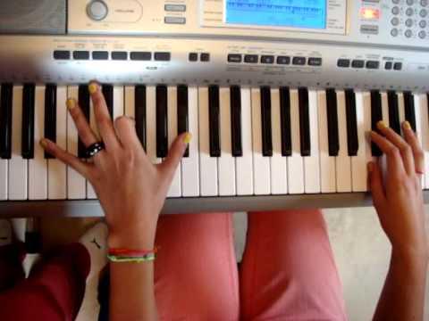 Neutron Star Collision Muse Easy Piano Tutorial Youtube