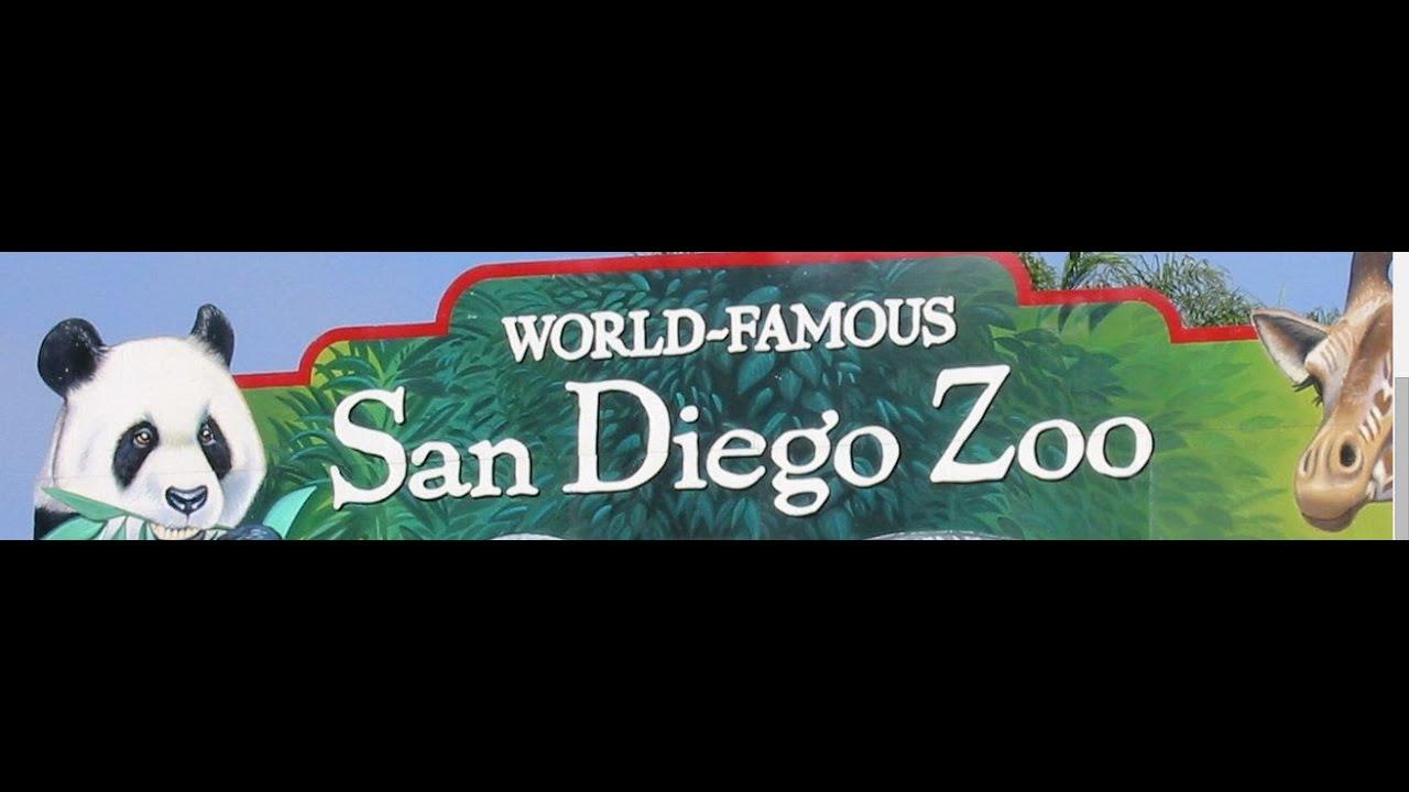 San Deigo Zoo California USA San Diego Zoo Tickets San Diego - San diego zoo map