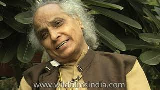 'Words and Notes are of utmost importance in the world of music': Pandit Jasraj