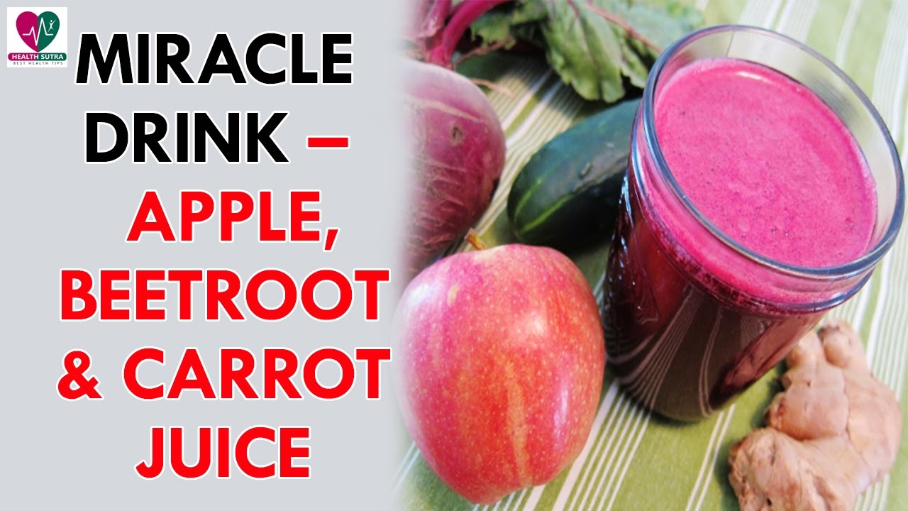 Beet juice: the benefits and harm of the usual drink 99