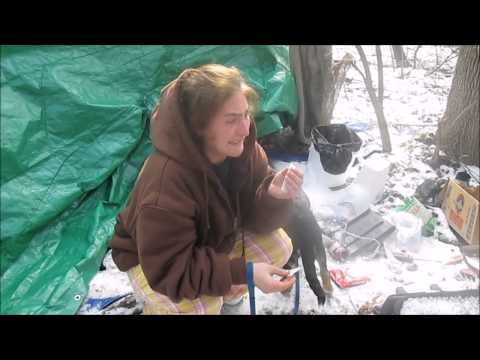 Documentary on Homeless in Tent City Reading PA
