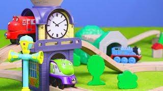 Thomas die Lokomotive & Chuggington Zug Unboxing: Neue Spielzeug Züge für Kinder