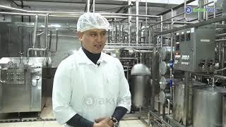 Молочная продукция Кант-Сут: сделано в Кыргызстане