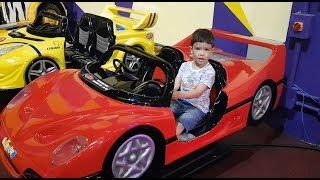 Brincando com Rafael no Parque do Shopping | Fun Indoor Playground for Kids and Family