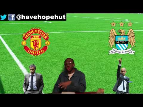 Manchester United vs Manchester City Pre Match Analysis Preview