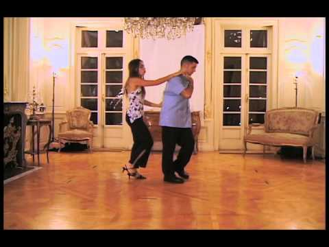 Awesome Salsa Dancing Routine for Beginners