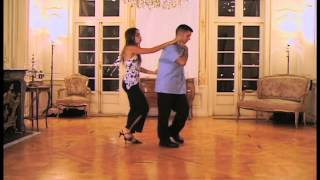 �������� ���� Awesome Salsa Dancing Routine for Beginners ������