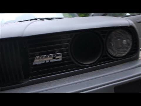 MY NEW DRIFT CAR! - Project Daily Driftcar E30 Ep. 1 - Hella Functional