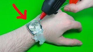 DIY | 3 CRAZY Life Hacks With Glue Gun