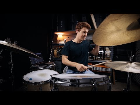 3 Classic METERS Grooves | Drum Lesson